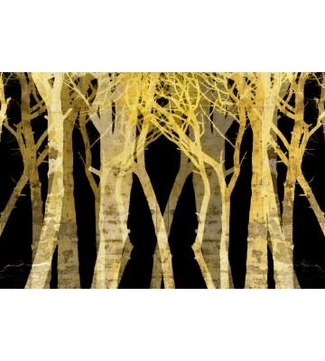 AP XXL2 - Stylized Trees - 150g Vlies