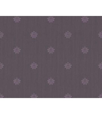 Haute Couture 2 Blumentapete - 266538 (Violett)