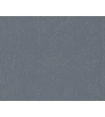 Haute Couture 3 Ornamenttapete - 290663 (Blau)