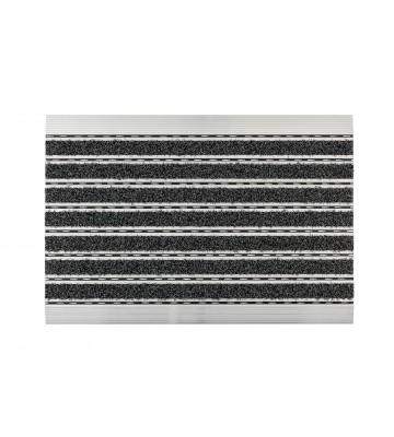 Alu Fußmatte Elegant Mat (Scraper)