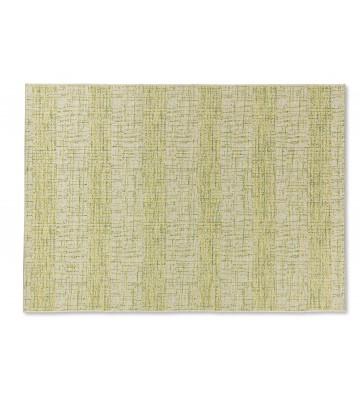 ASTRA Flachgewebeteppich - Imola Streifen - Grün
