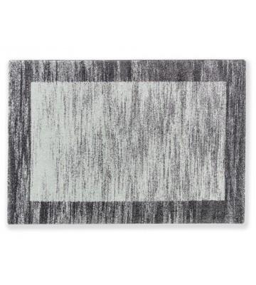 Astra Hochflor Teppich Savona - Bordüre - Hellblau