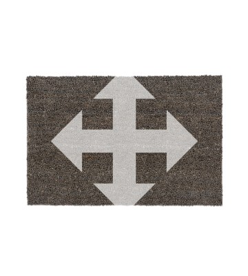 ASTRA Kokosmatte Kokosvelours Colors - individuelles Wunschmaß - Grau