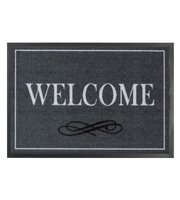 ASTRA Schmutzfangmatte - Homelike Welcome (Grau)