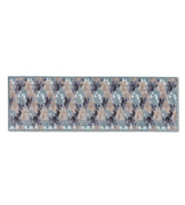 ASTRA Schmutzfangmatte - Pure und Soft Dreiecke - Mint