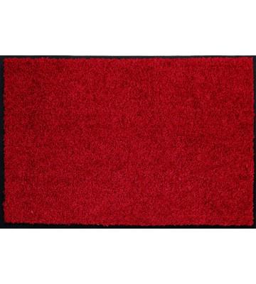 Sauberlaufmatte Diamant - Rot