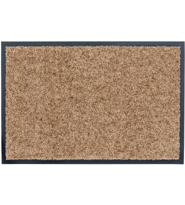 Sauberlaufmatte Diamant - Sand