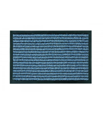 Sauberlaufmatte Karat - Blau