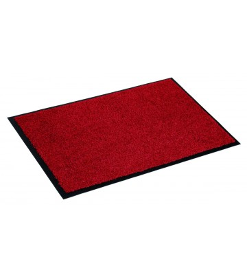 Sauberlaufmatte Proper Tex Uni - Rot