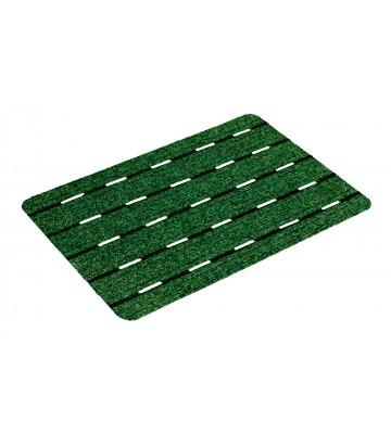 Schmutzfangmatte Perfo Rips - Grün