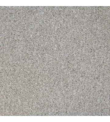 Melierte Teppichfliese Largo (Grau)
