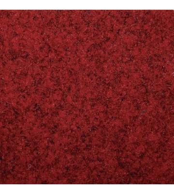 Nadelfilz Teppichfliese Vox (Rot)