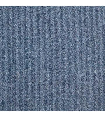 Preiswerte Teppichfliese Diva (Blau)
