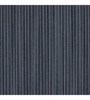 Schlingen Teppichfliese Lineations (Blau)