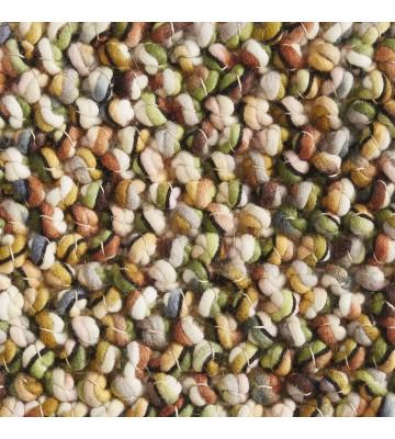 Brink&Campman Teppich Marble - Grün