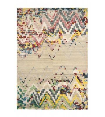 Designer Teppich Yeti Anapurna - Bunt