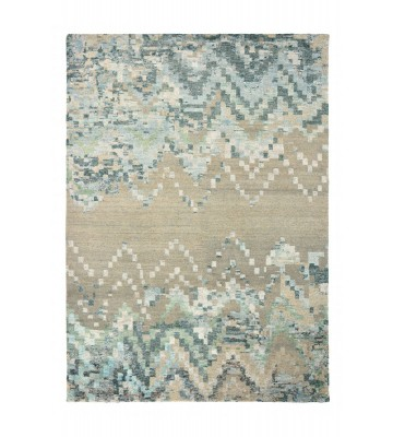 Marke Brink&Campman - Designer Teppich Yeti Anapurna - Grau ...