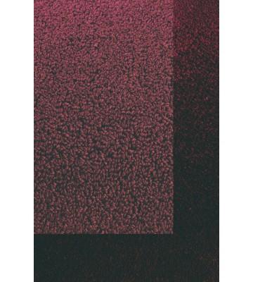 Schlingenteppich mit Frisee Bordüre Twinset Frame - Bordeaux