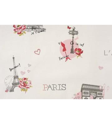 Girls Only Tapete Gln62014020 Paris Grau Von Caselio