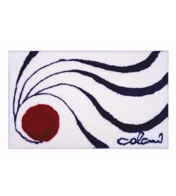 Badteppich COLANI 18 - Weiß
