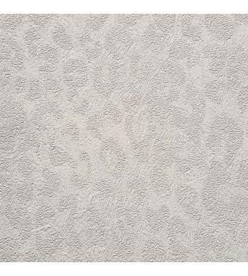 design id Vliestapete Kristal JM2006-3 - Putzoptik (Weißgrau)