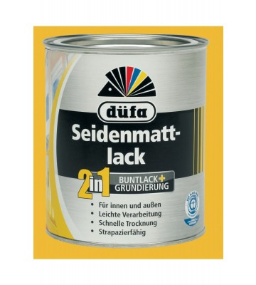 2in1 Seidenmattlack - RAL 1004