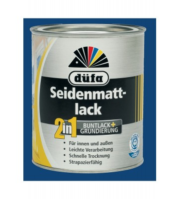 2in1 Seidenmattlack - RAL 5010