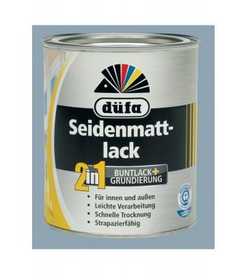 2in1 Seidenmattlack - RAL 7001