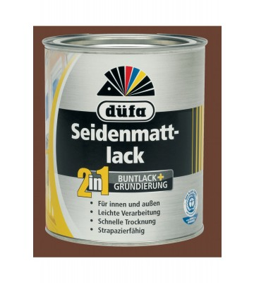 2in1 Seidenmattlack - RAL 8011