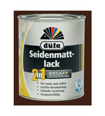 2in1 Seidenmattlack - RAL 8017