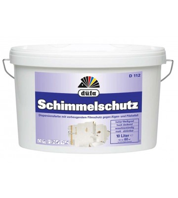 D112 Schimmelschutz - Weiß