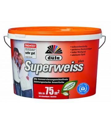 Düfa K414 Superweiß 2.5l - K414 Superweiss
