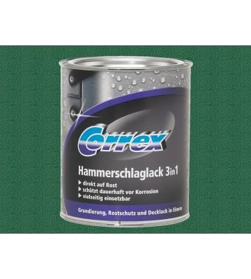 Hammerschlaglack 3in1 - Dunkelgrün