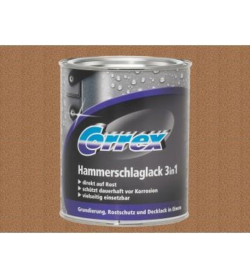 Hammerschlaglack 3in1 - Kupfer