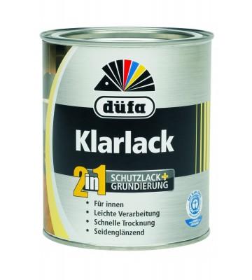 Klarlack 750 ml - Transparent