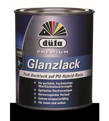 Premium Glanzlack - Black