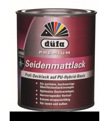 Premium Seidenmattlack - Black