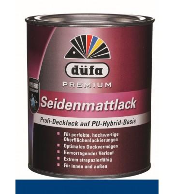 Premium Seidenmattlack - Deep Blue