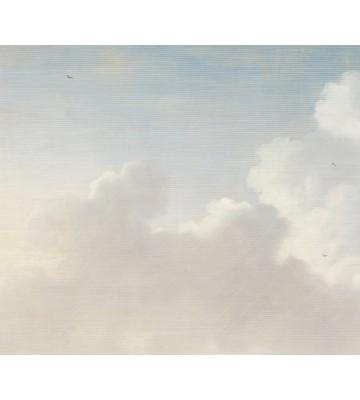 Eijffinger Fototapete Masterpiece 358120 - Sky Stripes (Blau)