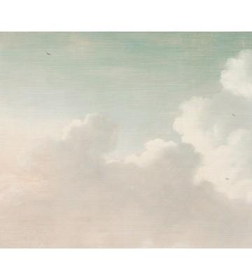 Eijffinger Fototapete Masterpiece 358121 - Sky Stripes (Grün)