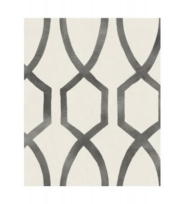 Eijffinger Mustertapete Stripes+ 377041 (Creme/Schwarz)