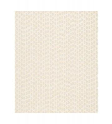 Eijffinger Reflect Vliestapete 378030 - Wellen Optik (Creme/Weiß)