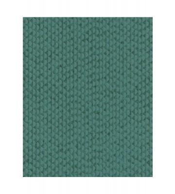Eijffinger Reflect Vliestapete 378032 - Wellen Optik (Grün)