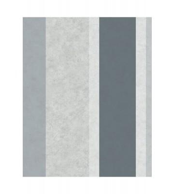 Eijffinger Streifen Tapete Stature 382552 (Blau)