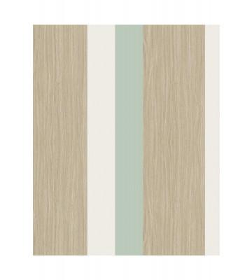 Eijffinger Streifentapete Stripes+ 377031 - Grasoptik (Zartes Mint)