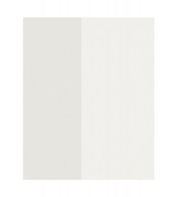 Eijffinger Streifentapete Stripes+ 377150 - dezente Struktur (Creme/Weiß)