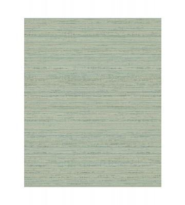 Eijffinger Sundari Vliestapete 375142 - Gras Gewebe Optik (Seegrün)