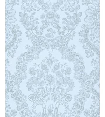 Eijffinger Tapete PIP 4 375045 - Lacy Dutch (Blau)