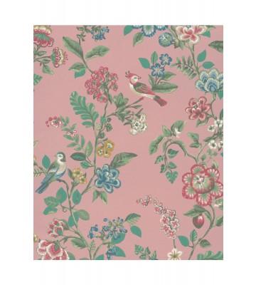 Eijffinger Tapete PIP 4 375063 - Botanical Print (Rosa)