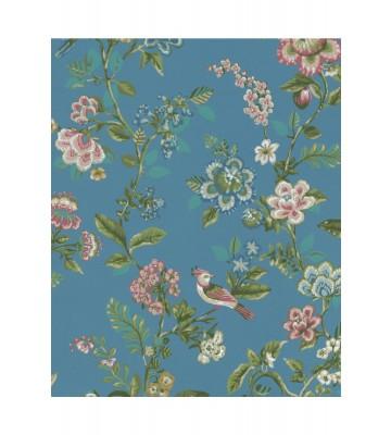 Eijffinger Tapete PIP 4 375066 - Botanical Print (Blau)